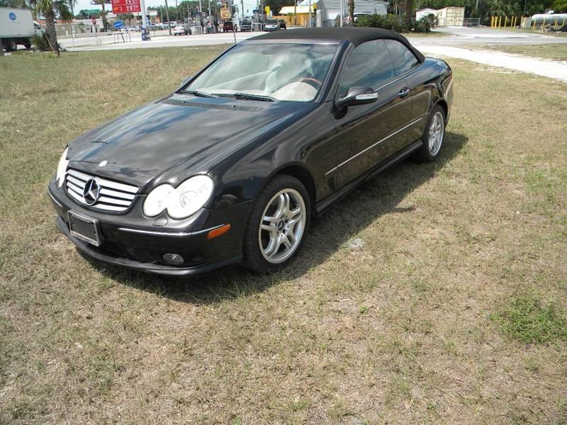 2004 Mercedes-Benz CLK for sale at Perez & Associates Auto Inc in Kissimmee FL