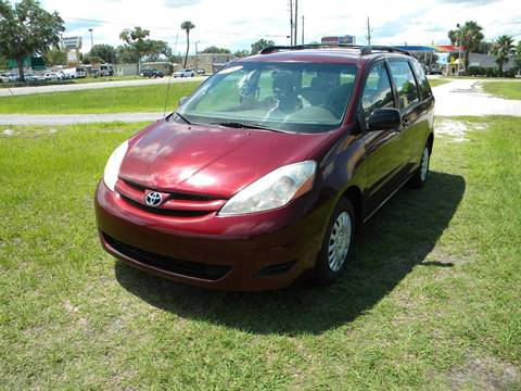 2008 Toyota Sienna for sale at Perez & Associates Auto Inc in Kissimmee FL