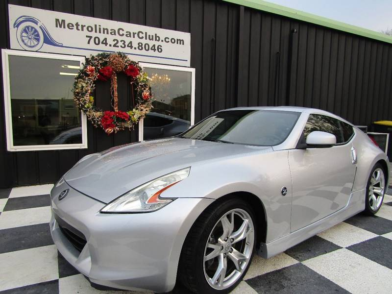 2012 Nissan 370Z Touring In Matthews NC - Metrolina Car Club