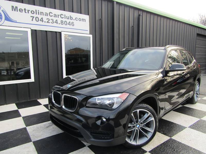 BMW X SDrivei In Matthews NC Metrolina Car Club - 2014 bmw car