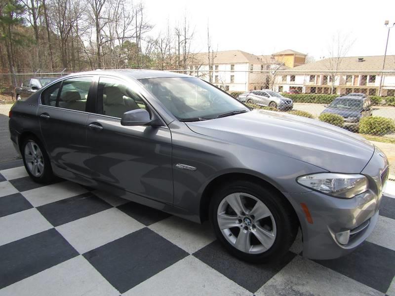 2012 BMW 5 Series For Sale At Metrolina Car Club In Matthews NC