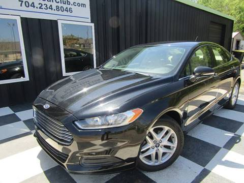 2014 Ford Fusion for sale in Matthews, NC
