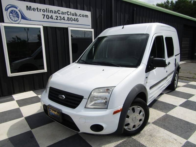 2013 Ford Transit Connect Cargo Van Xlt In Matthews Nc Metrolina