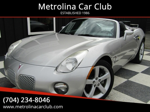 2006 Pontiac Solstice for sale in Matthews, NC