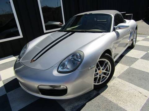 2007 Porsche Boxster for sale in Matthews, NC