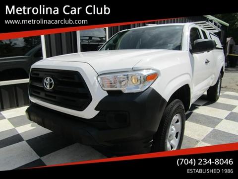 2016 Toyota Tacoma For Sale >> 2016 Toyota Tacoma For Sale In Stallings Nc