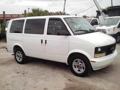 2004 GMC Safari for sale in Tampa, FL