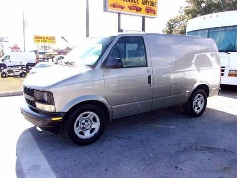 2003 Chevrolet Astro Cargo For Sale In Morehead City Nc