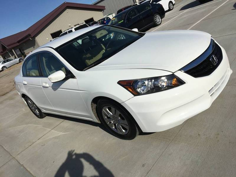 2011 Honda Accord For Sale At Intellexim Auto In Lincoln NE
