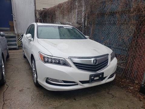 2014 Acura RLX for sale in Bronx, NY