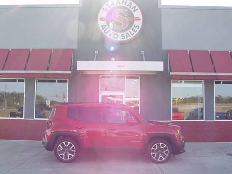 2015 Jeep Renegade for sale in Petal, MS