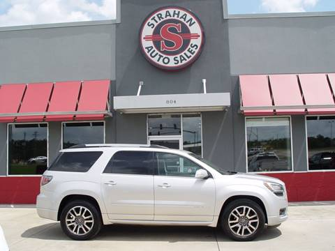 2014 GMC Acadia for sale in Petal, MS