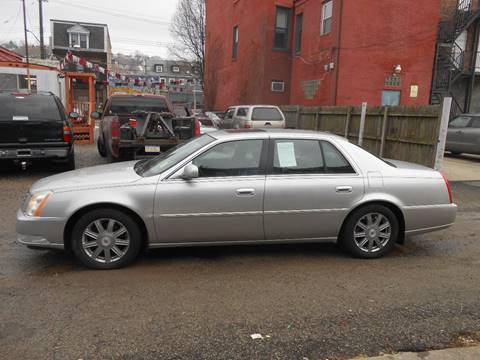 2007 Cadillac DTS for sale in Pittsburgh, PA