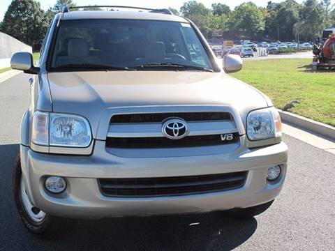 2007 Toyota Sequoia for sale at Top Rider Motorsports in Marietta GA
