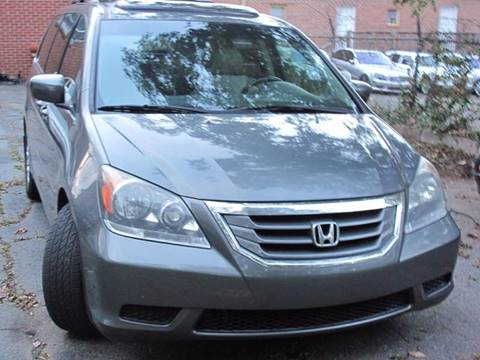 2008 Honda Odyssey for sale at Top Rider Motorsports in Marietta GA