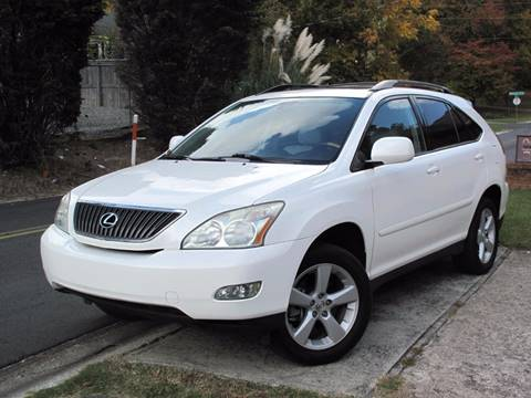 2007 Lexus RX 350 for sale at Top Rider Motorsports in Marietta GA