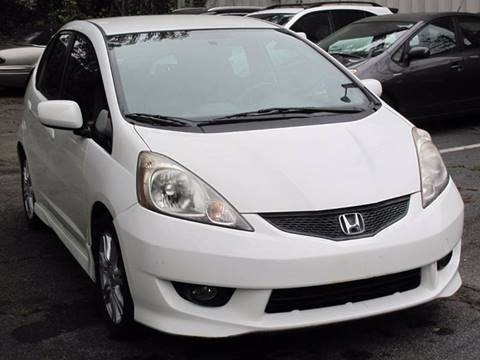 2010 Honda Fit for sale at Top Rider Motorsports in Marietta GA