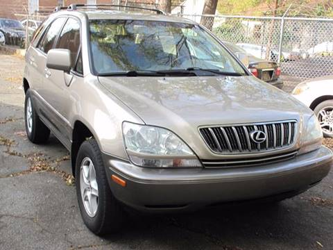 2001 Lexus RX 300 for sale at Top Rider Motorsports in Marietta GA