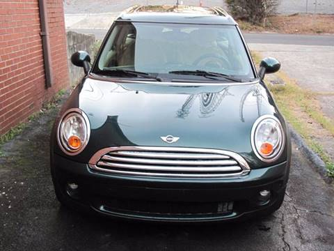 2009 MINI Cooper Clubman for sale at Top Rider Motorsports in Marietta GA