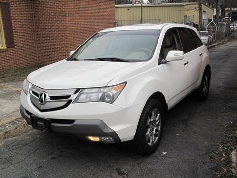 2009 Acura MDX for sale at Top Rider Motorsports in Marietta GA