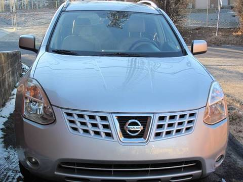 2008 Nissan Rogue for sale at Top Rider Motorsports in Marietta GA