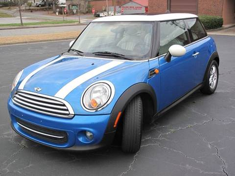 2012 MINI Cooper Hardtop for sale at Top Rider Motorsports in Marietta GA