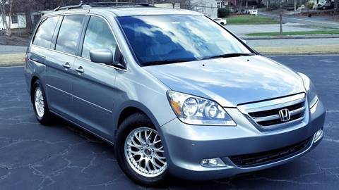 2007 Honda Odyssey for sale at Top Rider Motorsports in Marietta GA