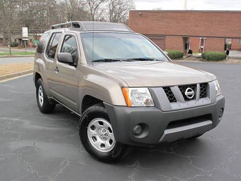2007 Nissan Xterra for sale at Top Rider Motorsports in Marietta GA