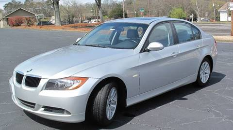 2007 BMW 3 Series for sale at Top Rider Motorsports in Marietta GA
