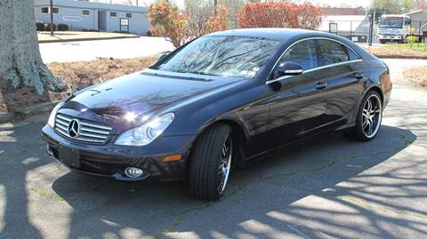 2006 Mercedes-Benz CLS for sale at Top Rider Motorsports in Marietta GA