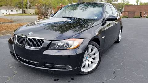 2006 BMW 3 Series for sale at Top Rider Motorsports in Marietta GA