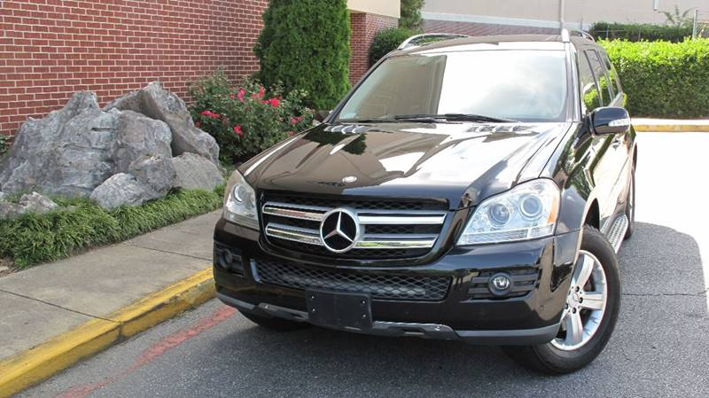 2007 Mercedes-Benz GL-Class for sale at Top Rider Motorsports in Marietta GA