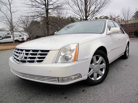 2007 Cadillac DTS for sale at Top Rider Motorsports in Marietta GA