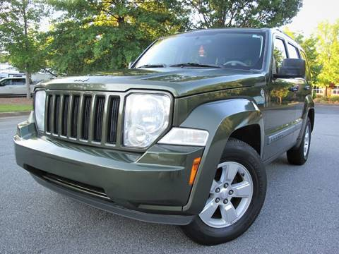 2009 Jeep Liberty for sale in Marietta, GA