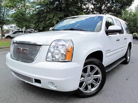 2008 GMC Yukon XL for sale in Marietta, GA