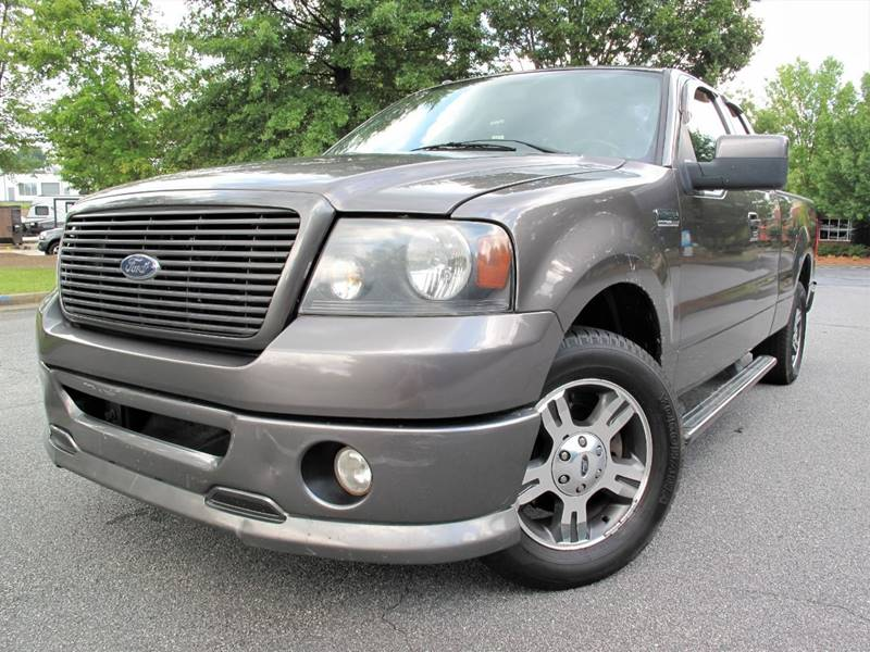 2008 Ford F-150 for sale at Top Rider Motorsports in Marietta GA