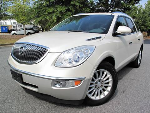 2012 Buick Enclave for sale at Top Rider Motorsports in Marietta GA