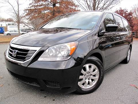 2009 Honda Odyssey for sale at Top Rider Motorsports in Marietta GA