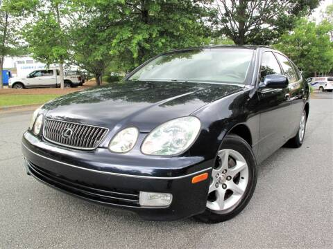 2005 Lexus GS 300 for sale at Top Rider Motorsports in Marietta GA