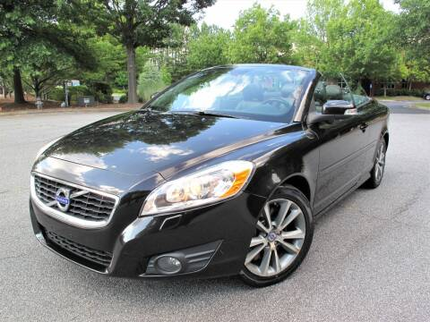 2012 Volvo C70 for sale at Top Rider Motorsports in Marietta GA
