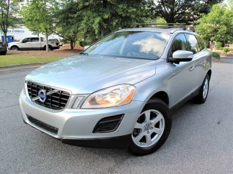 2011 Volvo XC60 for sale at Top Rider Motorsports in Marietta GA