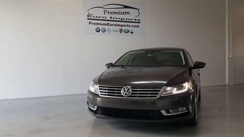 Volkswagen CC For Sale  Carsforsalecom
