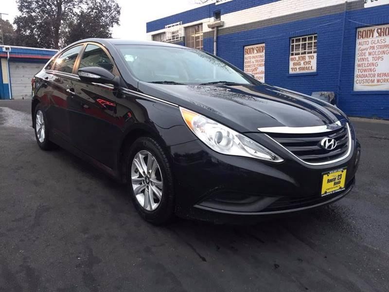 2014 Hyundai Sonata GLS In Irvington NJ - MK Autotrader Inc