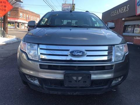 Ford Edge For Sale At Mk Autotrader Inc In Irvington Nj