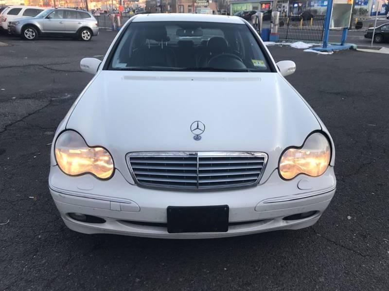2002 Mercedes Benz C Class For Sale At MK Autotrader Inc In Irvington NJ