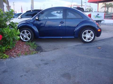 2005 Volkswagen New Beetle for sale at TOP TWO USA INC in Oakland Park FL