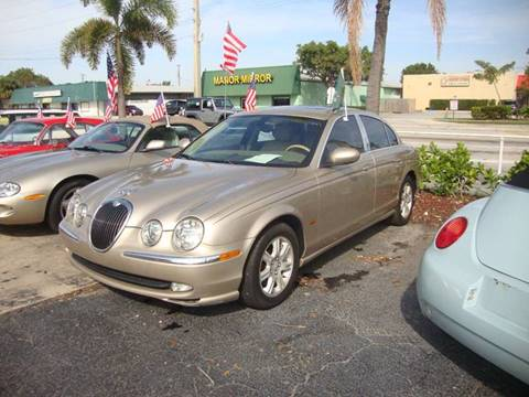 2003 Jaguar S-Type for sale at TOP TWO USA INC in Oakland Park FL