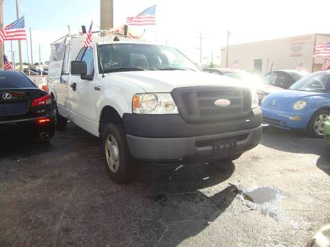 2008 Ford F-150 for sale at TOP TWO USA INC in Oakland Park FL