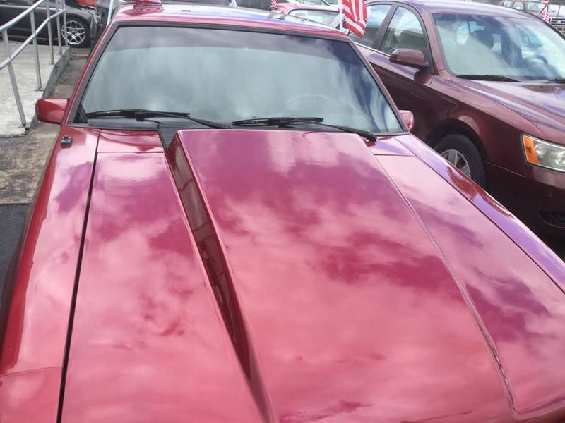 1993 Ford Mustang for sale at TOP TWO USA INC in Oakland Park FL