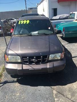 2000 Kia Sportage for sale at TOP TWO USA INC in Oakland Park FL
